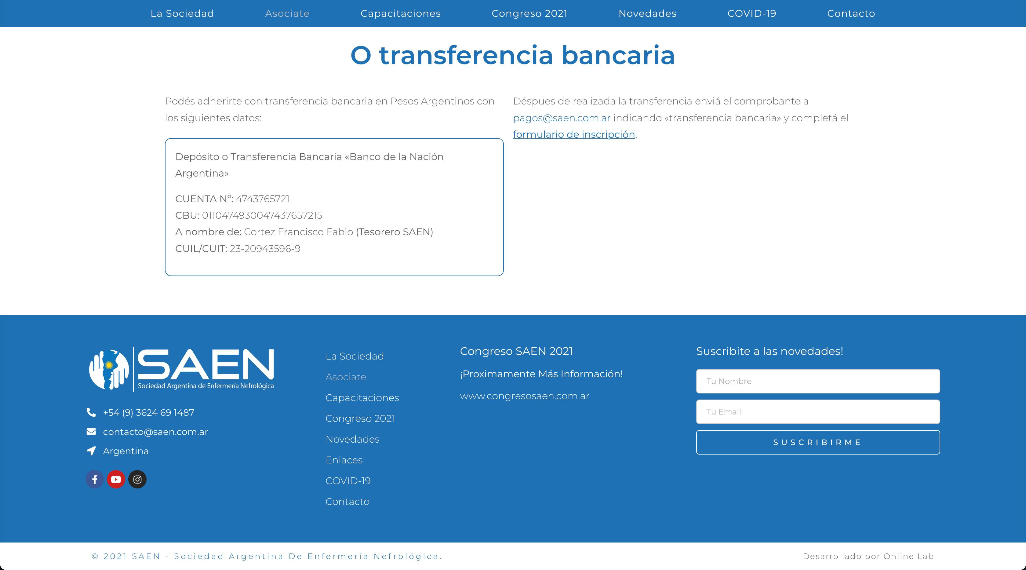 saen-sociedad-argentina-de-enfermeria-nefrologica-online-lab-web-development-web-design-7