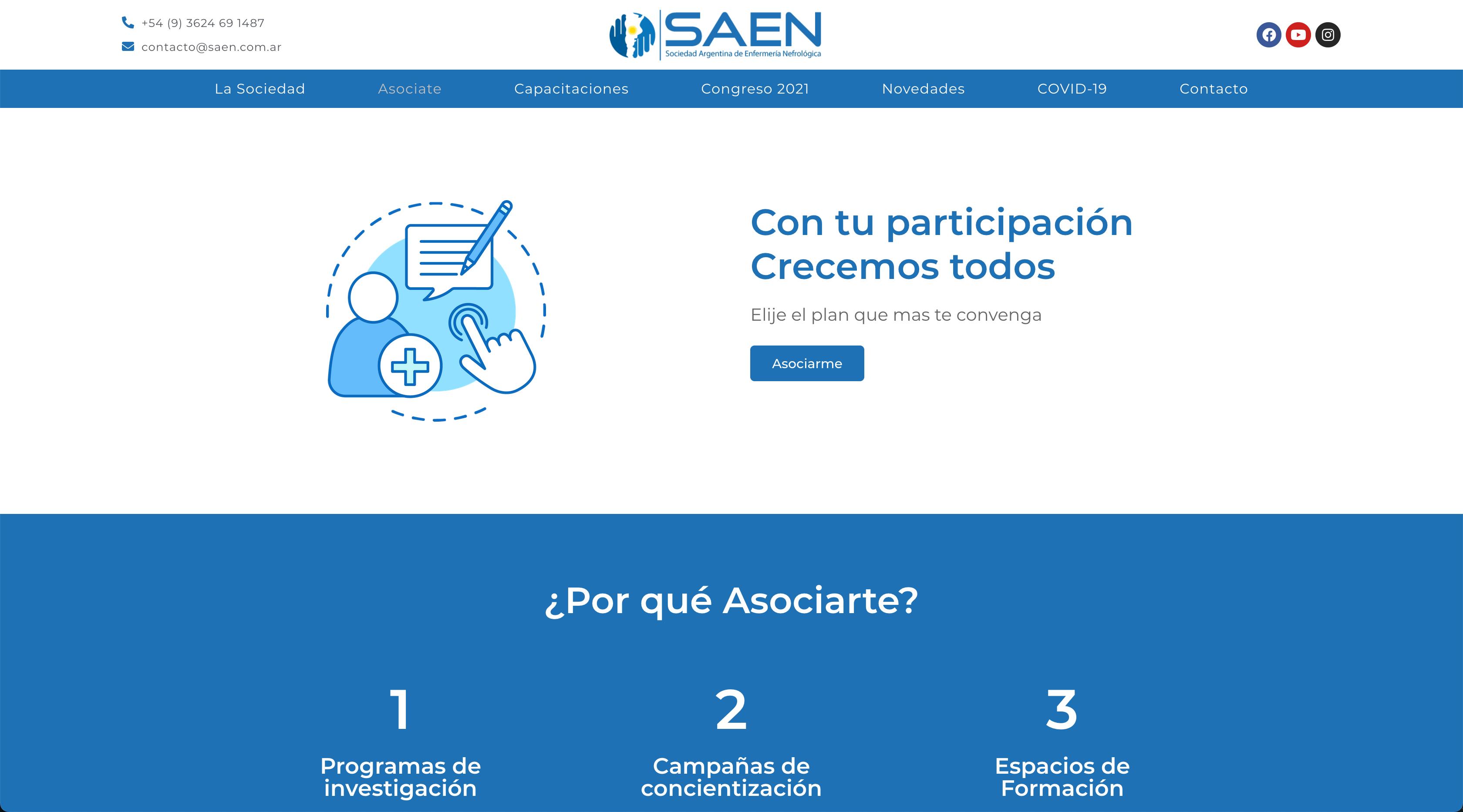 saen-sociedad-argentina-de-enfermeria-nefrologica-online-lab-web-development-web-design-8
