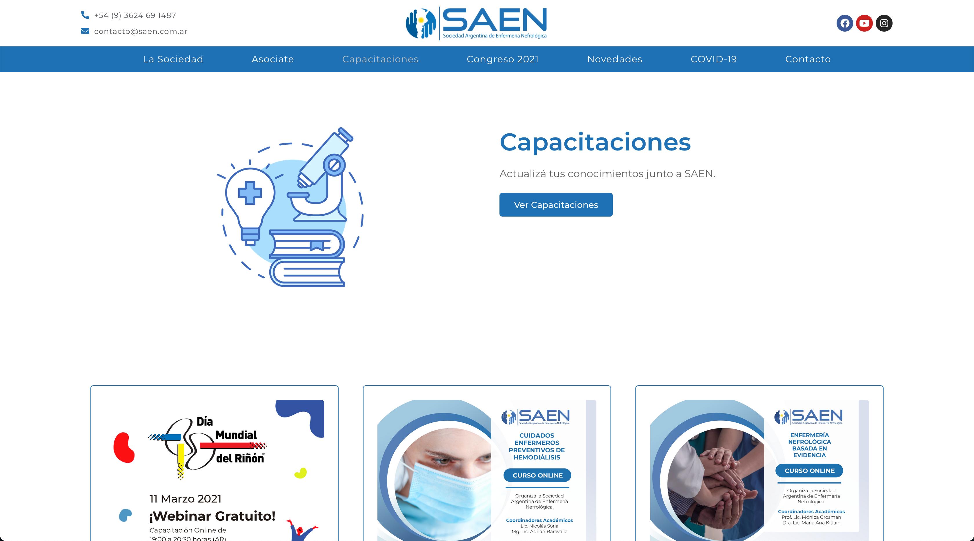 saen-sociedad-argentina-de-enfermeria-nefrologica-online-lab-web-development-web-design-9